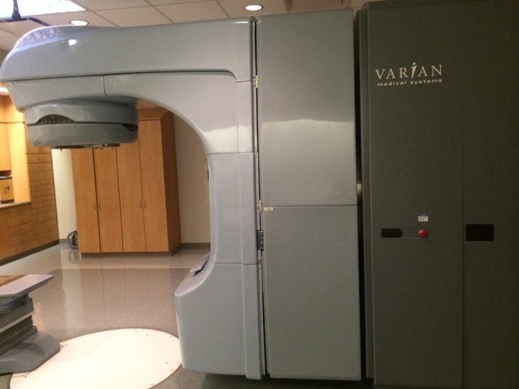 The Least Expensive Varian iX Linear Accelerator (Under 10 Years Old) That You Can Buy Today