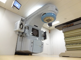 Varian Linac With KV Imager