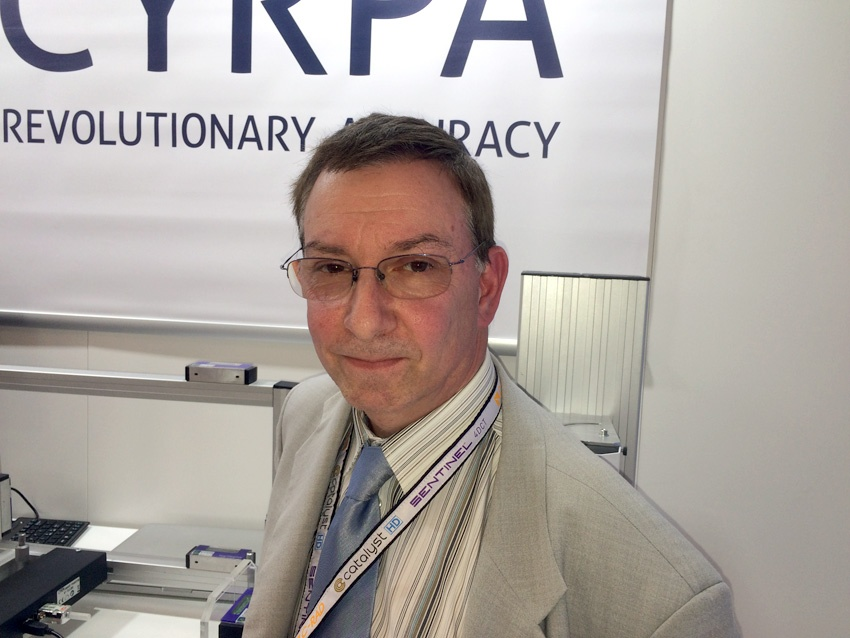 The founder of CYRPA explains why not all patient positioning lasers are created equal