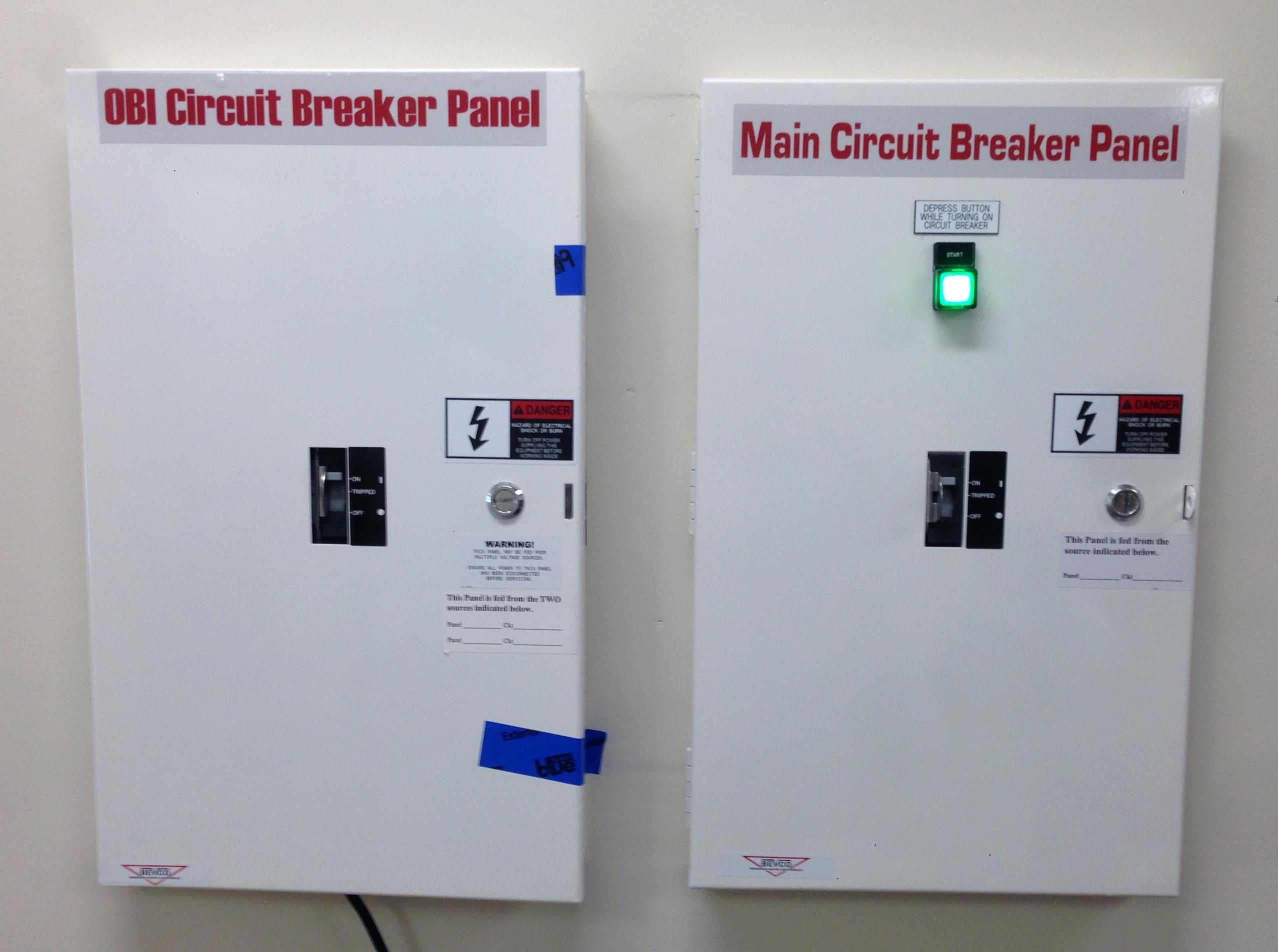 OBI Breaker Panels