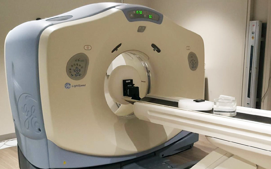 Replace an X-Ray Tube or Upgrade the CT Scanner?
