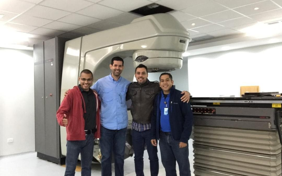 Refurbished Linear Accelerator Helping Cancer Patients in Venezuela